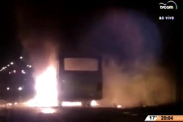 TVCOM 20 Horas - Mais de 40 envolvidos em atentados vão ser denunciados à Justiça em SC - 23.07.15