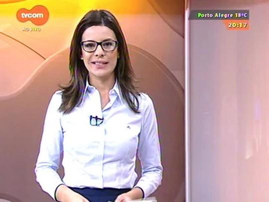TVCOM 20 Horas - Secretário da Fazenda não descarta novos parcelamentos de salários para os próximos meses - 04/08/2015