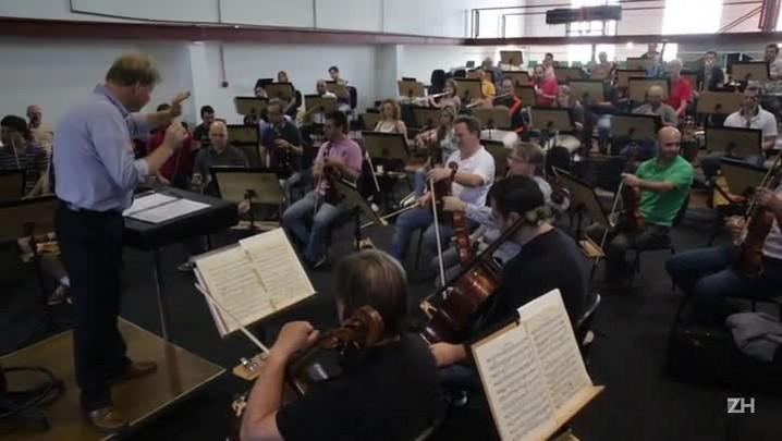 Ospa apresenta Sibelius e Dvorák