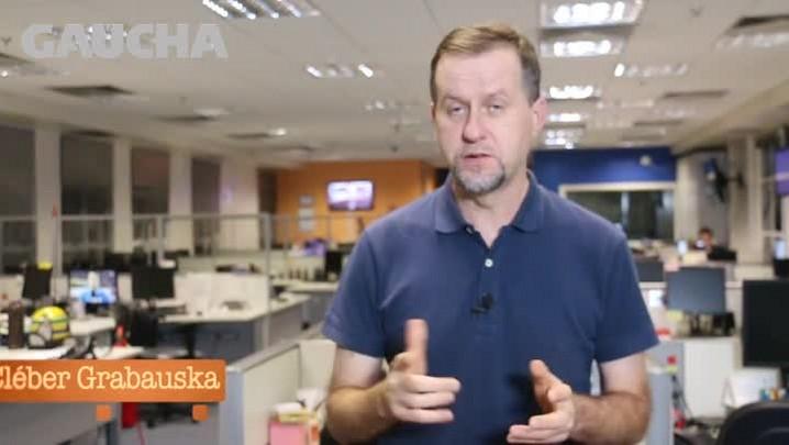 Cléber Grabauska projeta o confronto entre Ponte Preta e Grêmio