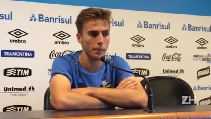 Bressan fala sobre expectativa para jogo contra o Atlético-PR