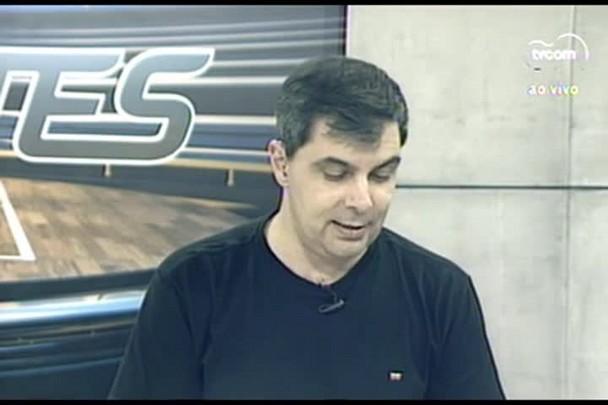 TVCOM Esportes. 3º Bloco. 15.10.15