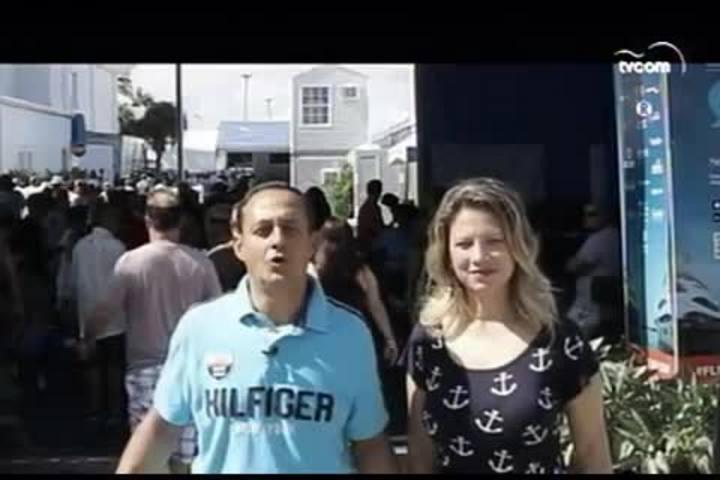 TVCOM Mundo Mar. 1º Bloco. 16.02.16