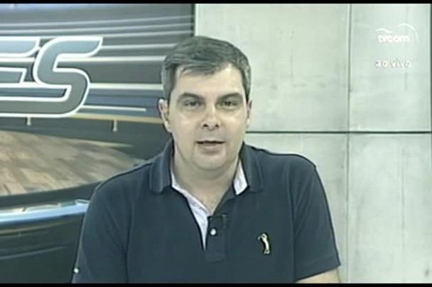 TVCOM Esportes. 4º Bloco. 16.02.16