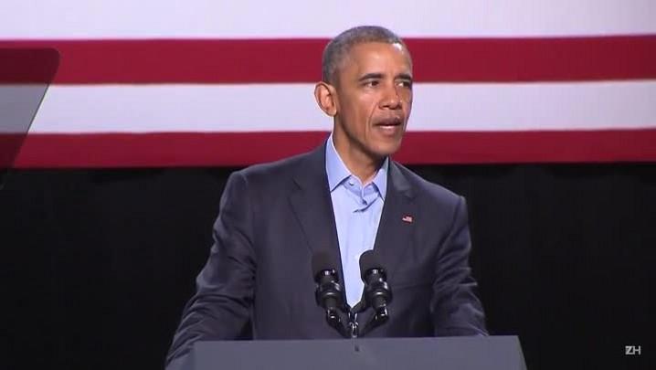 Obama interfere em campanha