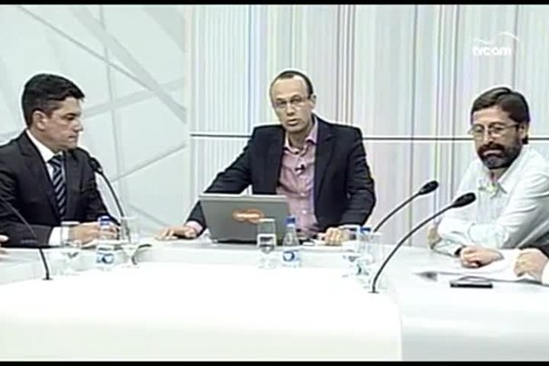 TVCOM Conversas Cruzadas. 2º Bloco. 31.03.16