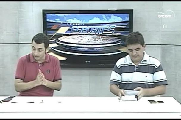 TVCOM Esportes. 1º Bloco. 01.04.16