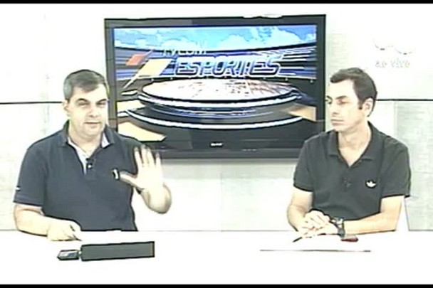 TVCOM Esportes. 2º Bloco. 22.04.16
