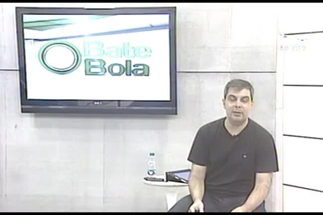 TVCOM Bate Bola. 3º Bloco. 25.04.16