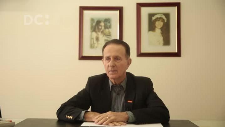 Antônio Koerich fala sobre a parceria de 30 anos da empresa com o Diário Catarinense