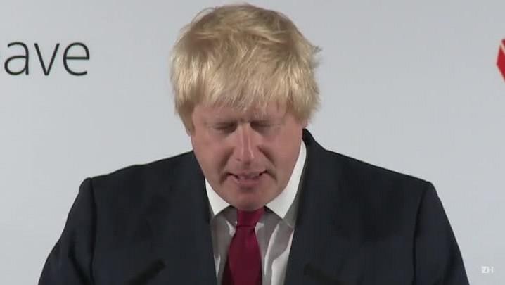 Ex-prefeito de Londres comenta sobre saida do bloco econômico