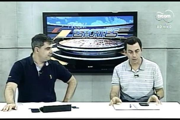 TVCOM Esportes. 1º Bloco. 12.07.16