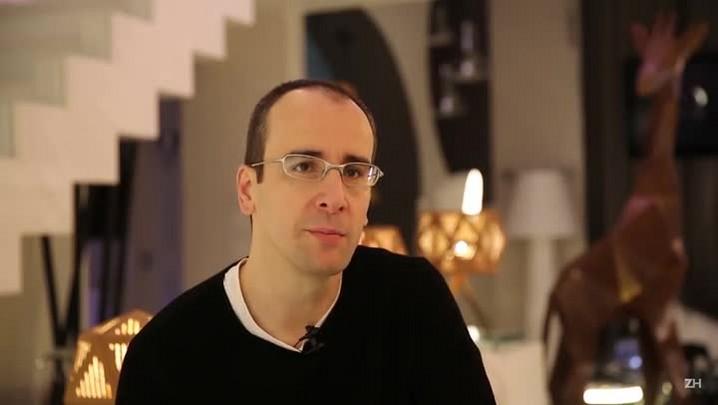 Entrevista com o designer Marcos VA Andrade