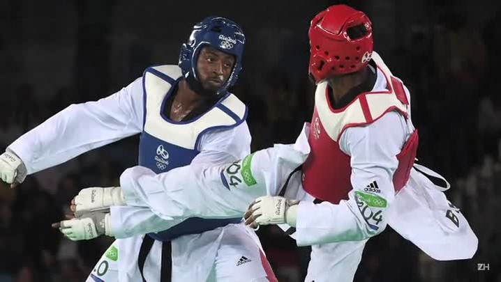 Brasil é bronze no taekwondo