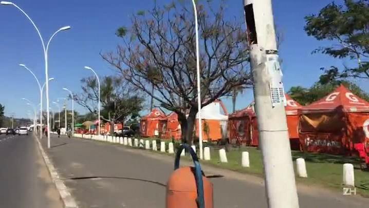 Projeto de Lei prevê aumento do bloqueio da Avenida Edvaldo Pereira Paiva