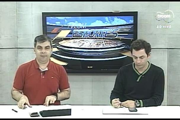 TVCOM Esportes. 2º Bloco. 15.09.16