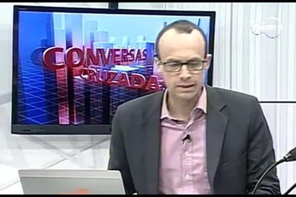 TVCOM Conversas Cruzadas. 3º Bloco. 20.09.16