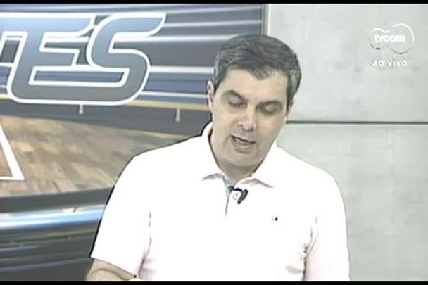 TVCOM Esportes. 2º Bloco. 18.10.16