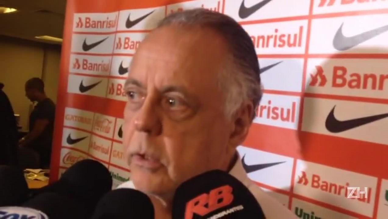 """Carvalho: \""""Temos que mobilizar nossos jogadores\"""""""