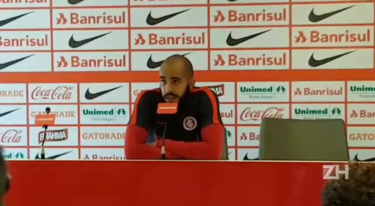 """Danilo Fernandes: \""""Quero que a gente faça a nossa parte\"""""""