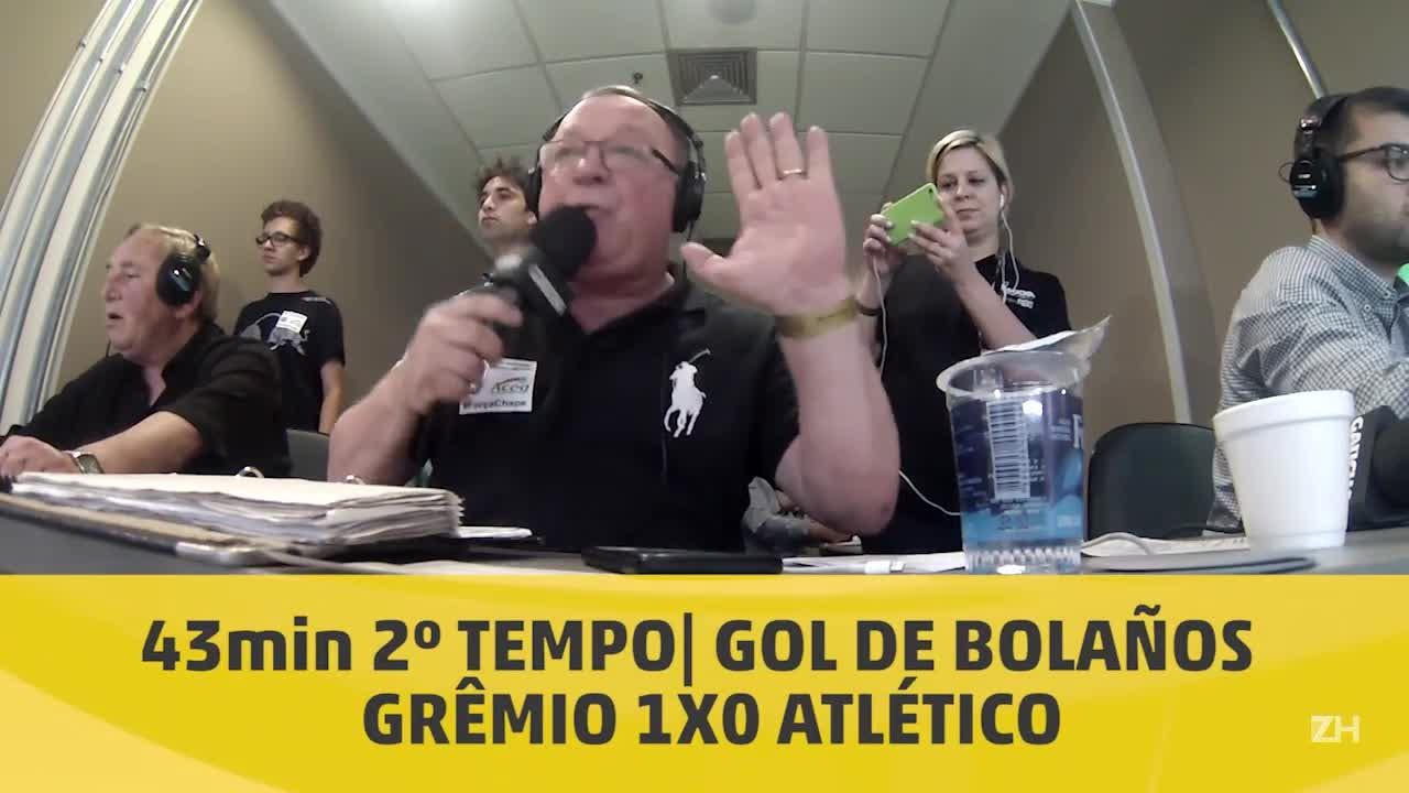 A final da Copa do Brasil narrada por gaúchos e mineiros