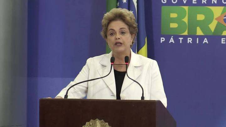 Retrospectiva 2016: o impeachment de Dilma