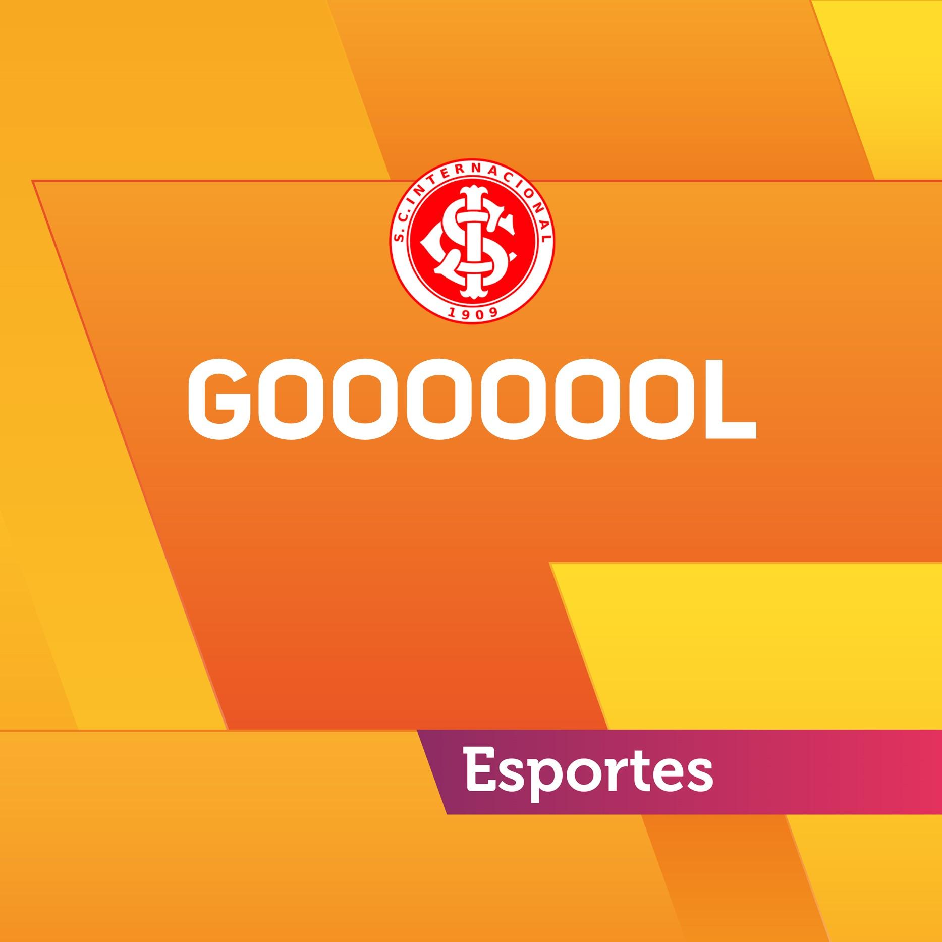 Nico Lopes - Caxias 2 X 4 Internacional - Penalti