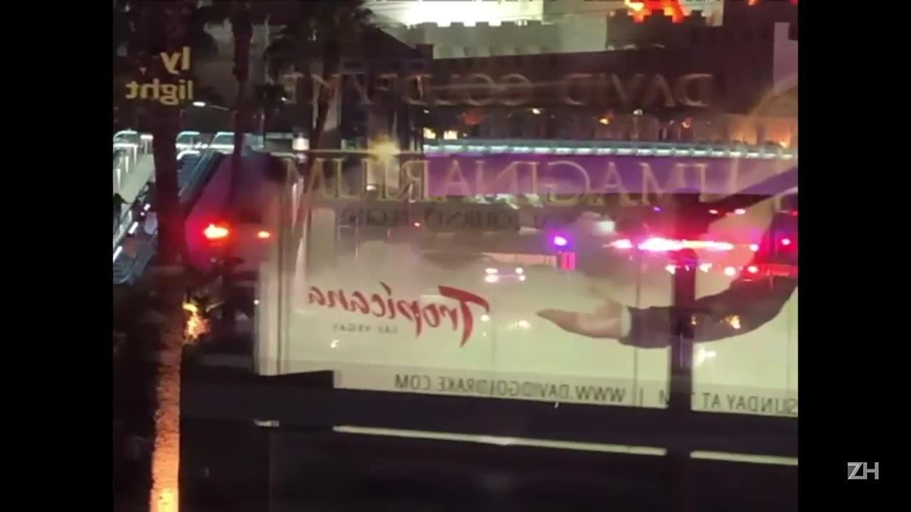 EI reivindica atentado de Las Vegas
