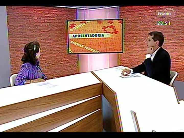 Mãos e Mentes - Presidente-executiva da Parceiros Voluntários, Maria Elena Johannpeter - Bloco 4 - 23/01/2013