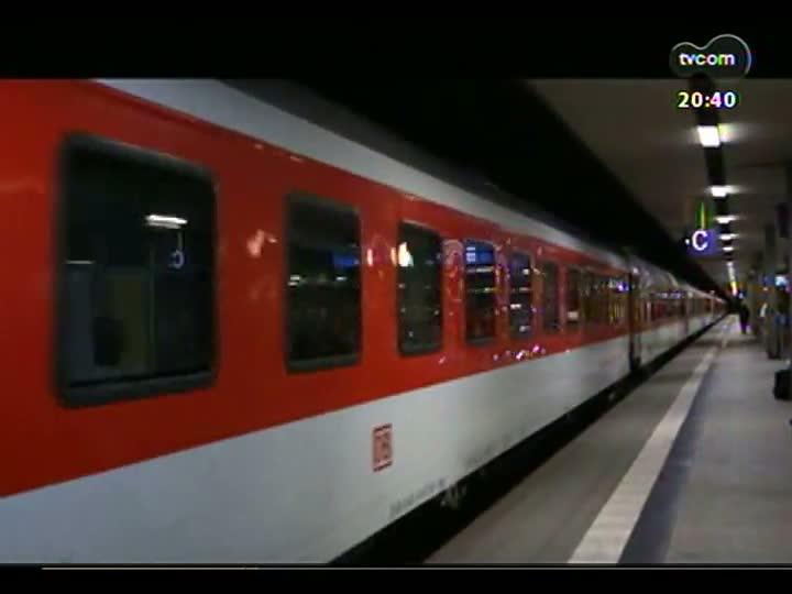 TVCOM Tudo Mais - Ferrovias europeias e brasileiras