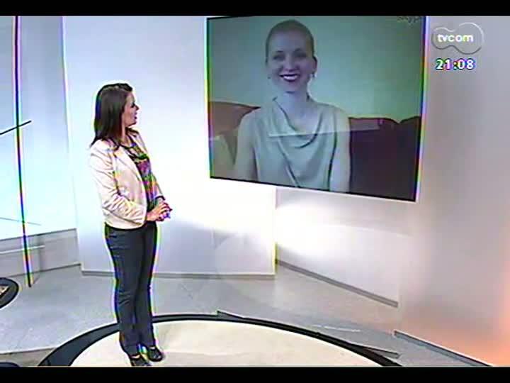 TVCOM Tudo Mais - Bailarina gaúcha Carla Körbes