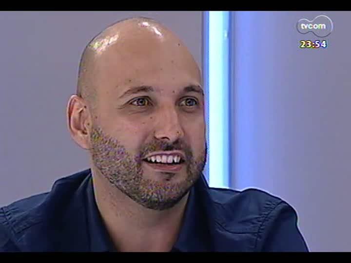 Mãos e Mentes - Especialista em Marketing e Branding em Ambientes Digitais e cientista-chefe na Pong Dynasty, Ricardo Cappra - Bloco 3 - 09/04/2013