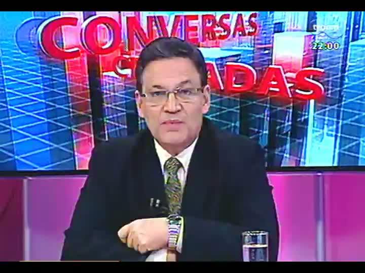 Conversas Cruzadas - O desrespeito às regras e leis no Brasil - Bloco 1 - 26/04/2013