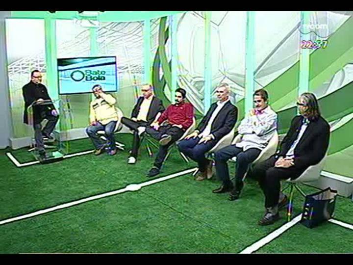 Bate Bola - Primeiro turno da divisão de acesso do Gauchão 2013 e finais dos estaduais - Bloco 5 - 12/05/2013