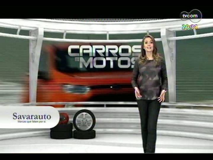 Carros e Motos - Toyota Prius: 1º modelo híbrido produzido em série chegou ao Brasil - Bloco 1 - 12/05/2013