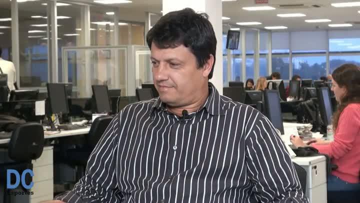 DC Esportes entrevista Adilson Batista, técnico do Figueirense