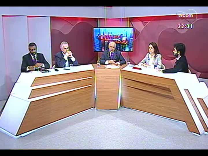 Conversas Cruzadas - No Dia Internacional contra a Homofobia o programa coloca em pauta os direitos dos homossexuais - Bloco 2 - 17/05/2013