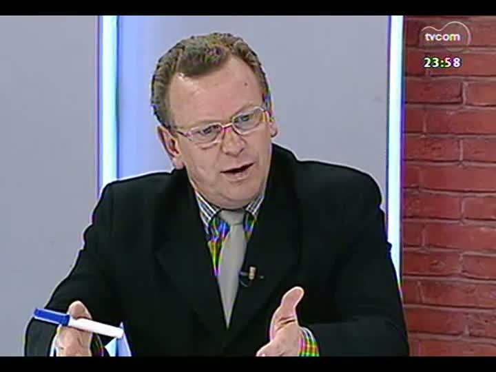 Mãos e Mentes - Secretário estadual de Agricultura, Pecuária e Agronegócio, Luiz Fernando Mainardi - Bloco 3 - 28/05/2013