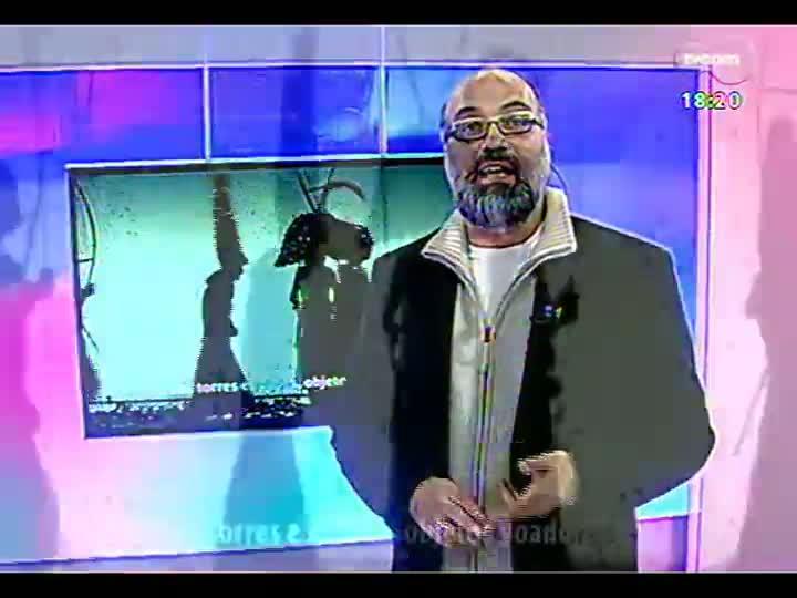 Programa do Roger - Começa temporada de \'La Veritá\'. Peça é baseada na vida de Salvador Dalí - bloco 3 - 05/06/2013