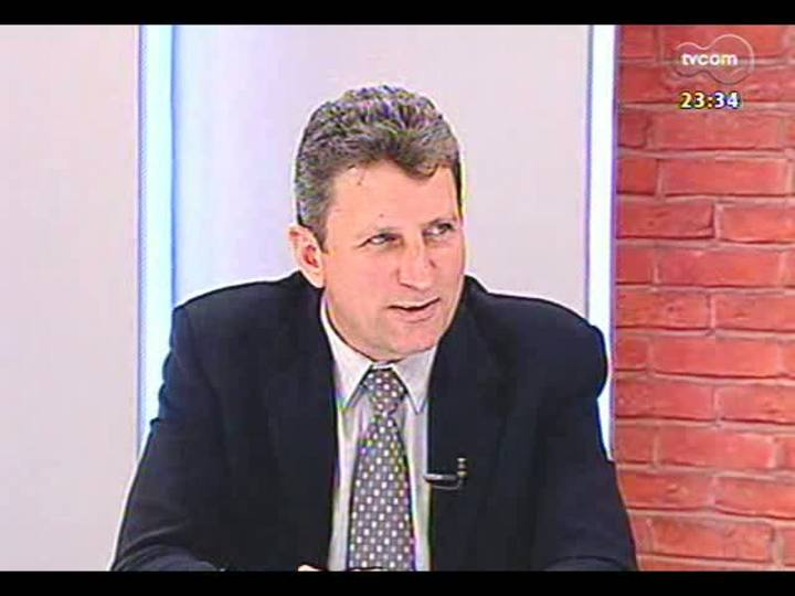 Mãos e Mentes - Pesquisador e chefe da Embrapa Clima Temperado, Clenio Pillon - Bloco 1 - 25/06/2013