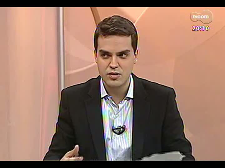 TVCOM 20 Horas - Conversa com o procurador-geral do Ministério Público de Contas sobre tarifa de ônibus - Bloco 2 - 02/07/2013