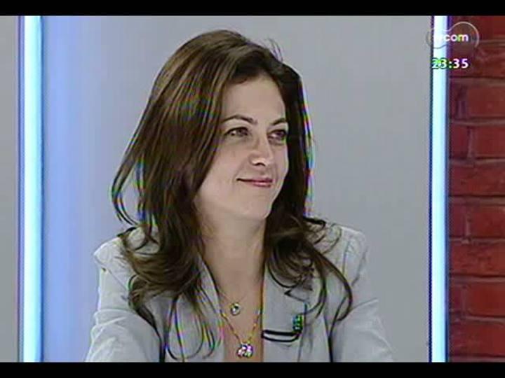 Mãos e Mentes - Diretora do HemoCord, Karolyn Ogliari - Bloco 1 - 11/07/2013