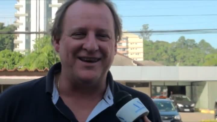 Márcio Vogelsanger entrevista Nereu Martinelli, presidente do JEC