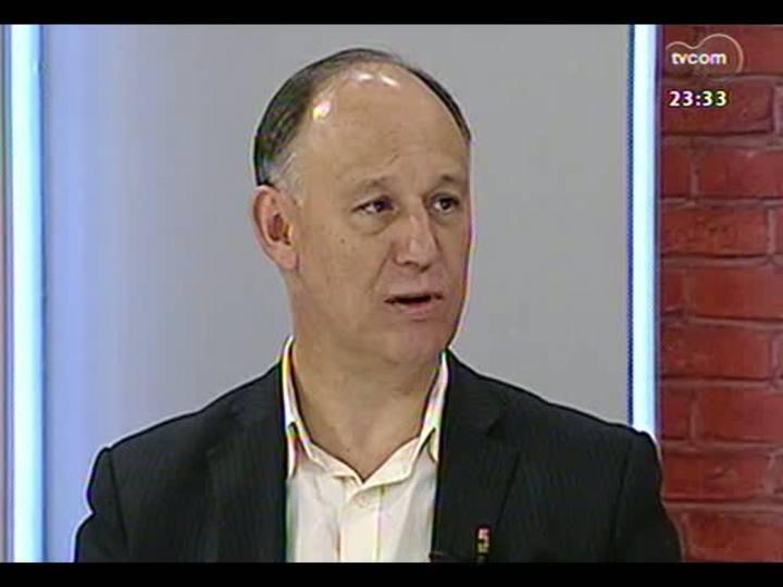 Mãos e Mentes - Ministro do Desenvolvimento Agrário, Pepe Vargas - Bloco 1 - 13/08/2013
