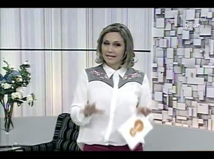 TVCOM Tudo Mais - Quadro Saúde - 1º Bloco – 26-08-2013