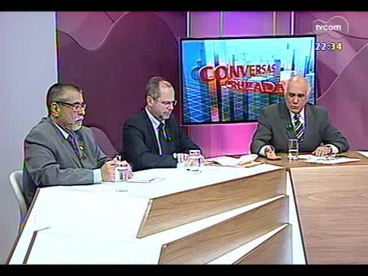 Conversas Cruzadas - Inauguração do novo prédio do Foro Central de Porto Alegre: até que ponto isso representa agilidade no atendimento? - Bloco 2 - 16/09/2013