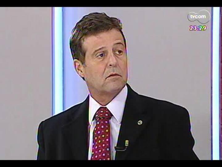 Mãos e Mentes - Deputado federal e ex-ministro da Agricultura, Mendes Ribeiro Filho - Bloco 3 - 22/09/2013