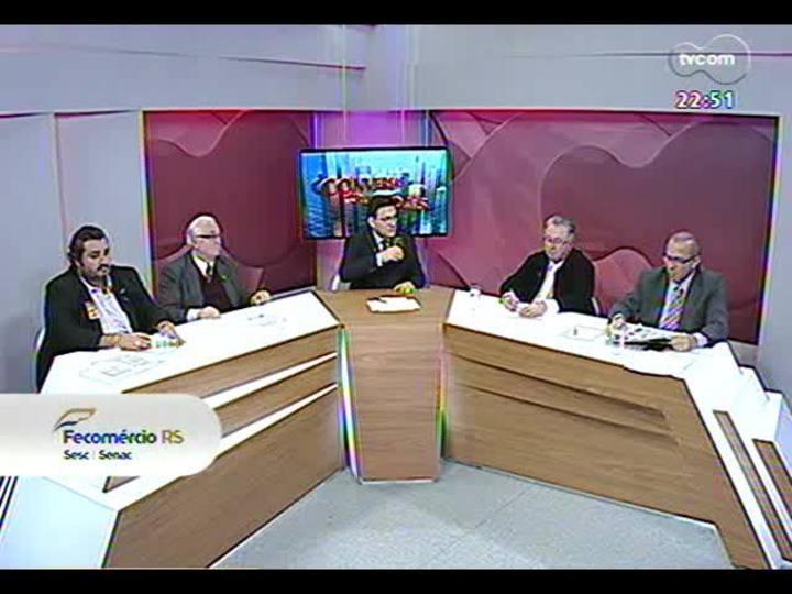 Conversas Cruzadas - Análise da criação de novos partidos políticos - Bloco 3 - 26/09/2013