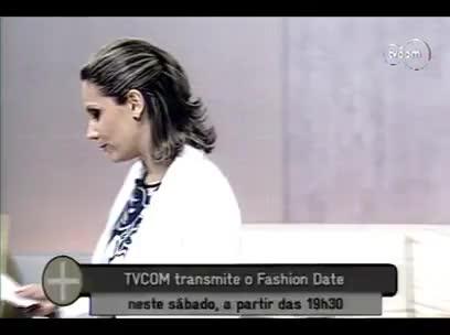 TVCOM Tudo Mais - Claudia Zininho - 2º bloco – 26/09/2013