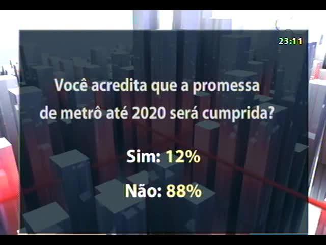 Conversas Cruzadas - Metrô de Porto Alegre é anunciado mais uma vez: será que agora vai? - Bloco 4 - 10/10/2013